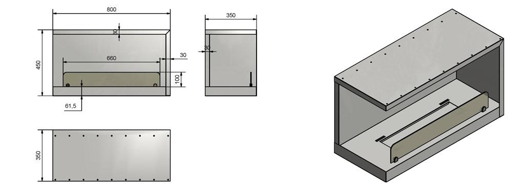 biokominek INSIDE L800 v2