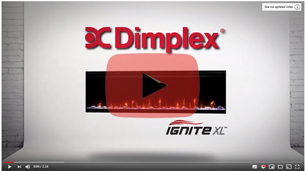 kominek elektryczny DIMPLEX