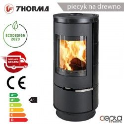 piecyk Andorra standard – kafel czarny poler - Thorma