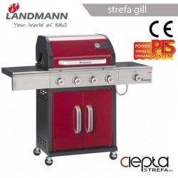 Landmann grill gazowa...