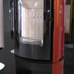 piecyk Defro ORBIS LOG - 9 kW