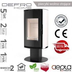 piecyk Defro ORBIS TOP- 9 kW - biały