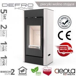piecyk Defro SOLUM- 9 kW - biały