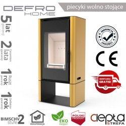 piecyk Defro SOLUM LOG - 9 kW - złoty