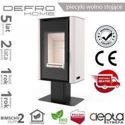 piecyk Defro SOLUM TOP - 9 kW - biały