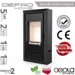 piecyk Defro IGNIS - 9 kW - czarny