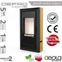 piecyk Defro IGNIS - 9 kW - złoty