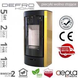 piecyk Defro ORTI - 9 kW - złoty