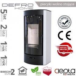 piecyk Defro ORTI - 9 kW - biały
