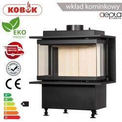 EKO 670/450/2×400 trzy szyby – Kobok