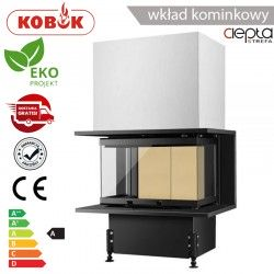 EKO VD 695/450/2×450 trzy szyby – Kobok
