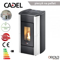 Perla3 7,0 kW  biały kafel – Cadel