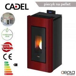 Prince3 11,0 kW bordowa blacha – Cadel