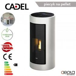 Shell3 PS 9,0 kW biała blacha – Cadel