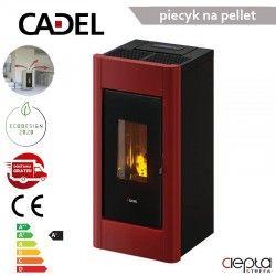 Sweet3 7,0 kW bordowa blacha – Cadel
