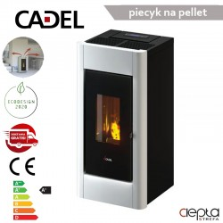 Sweet3 7,0 kW biała blacha – Cadel