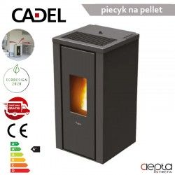 Vera3 7,0 kW antracytowa blacha – CADEL