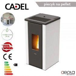 Vera3 7,0 kW biała blacha – CADEL