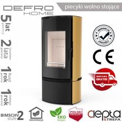 piecyk Defro ORBIS - 9 kW - złoty