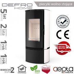 piecyk Defro ORBIS - 9 kW - biały