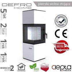 Defro QUADROOM - 9,6 kW - biały