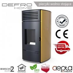 Wkład kominkowy Kompakt-W17 premium glass 14,0 kW - Kawmet