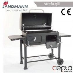 grill wózek KOMFORT XL z żeliwem - Landmann 11515