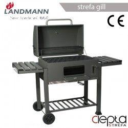 grill Komfort XXL z żeliwem - Landmann 11516