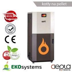 kocioł na pellet Kepo AC 15 - automatyczne czyszczenie