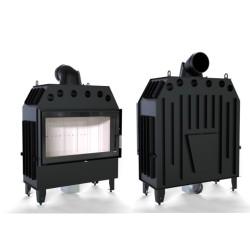 grill węglowy wahadłowy OKLAHOMA