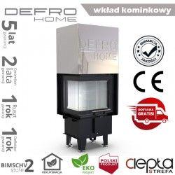 wkład kominkowy INTRA XSM BL MINI G - Defro Home