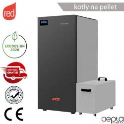 kocioł na pellet Performa Easy Clean + 20 kW - MCZ / RED