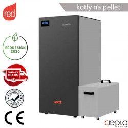 kocioł na pellet Performa Easy Clean + 25 kW - MCZ / RED
