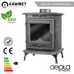 P 10 6.8 kW - piecyk wolnostojący KAWMET