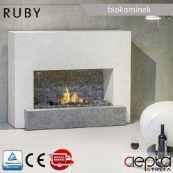 SANTOS - biokominek RUBY FIRES