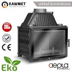 wkład kominkowy W17 16,1 kW Dekor EKO – Kawmet